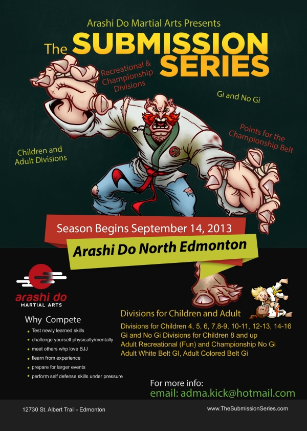 submission series 2013 poster