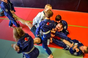 bjj kids and me